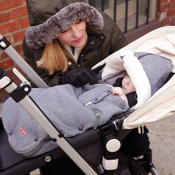 Skip Hop Three Season Stroller Footmuff | 25 Top Baby Products from the ABC Kids Expo