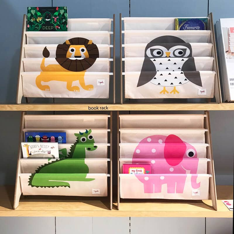 3Sprouts Book Racks | 65 Top Baby Products for 2018 from the ABC Kids Expo