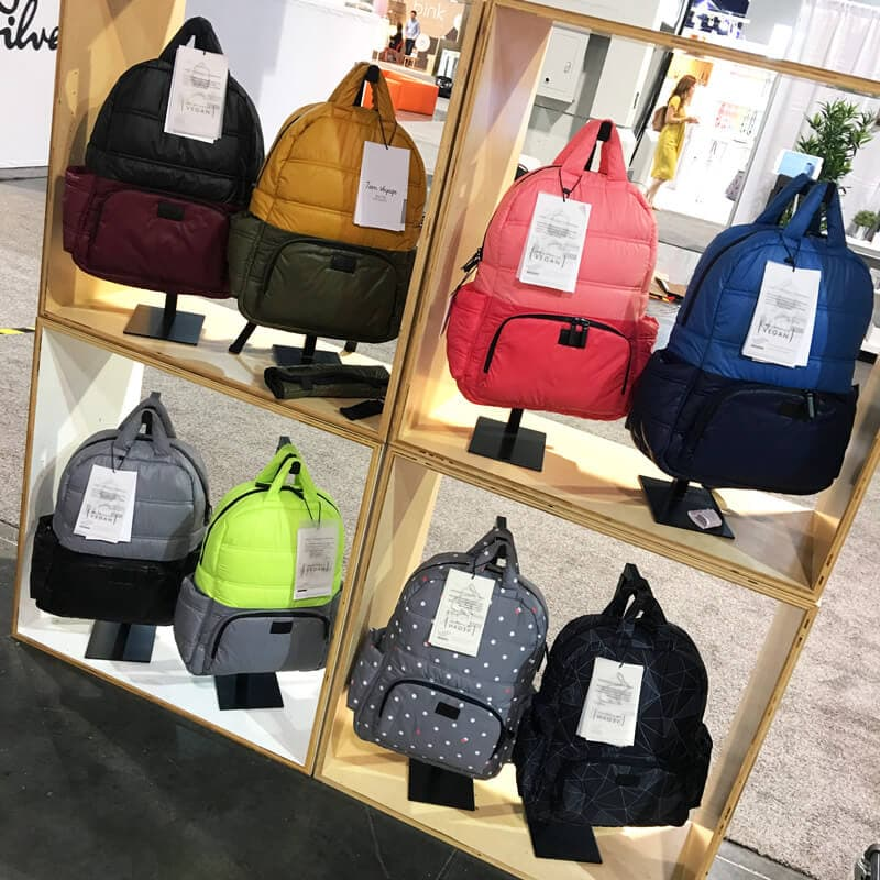 7 A.M. Envant Diaper Backpack | 65 Top Baby Products for 2018 from the ABC Kids Expo