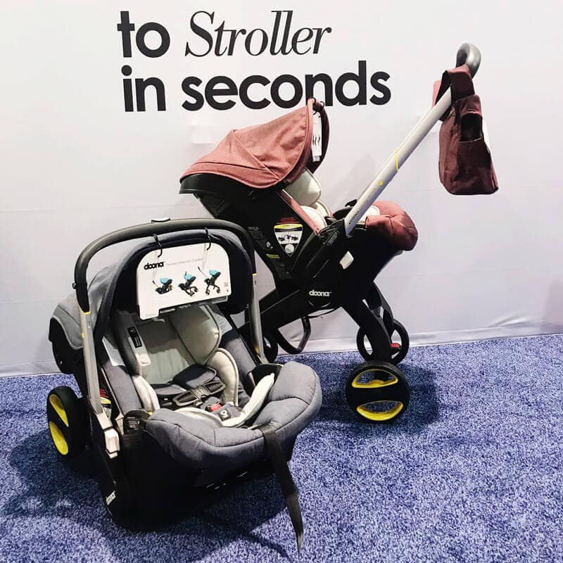 New Doona Fashions | 65 Top Baby Products for 2018 from the ABC Kids Expo