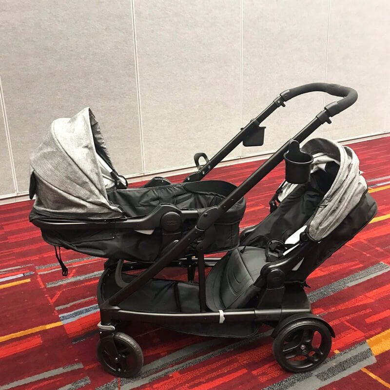 Graco Uno2Duo Convertible Stroller | 65 Top Baby Products for 2018 from the ABC Kids Expo