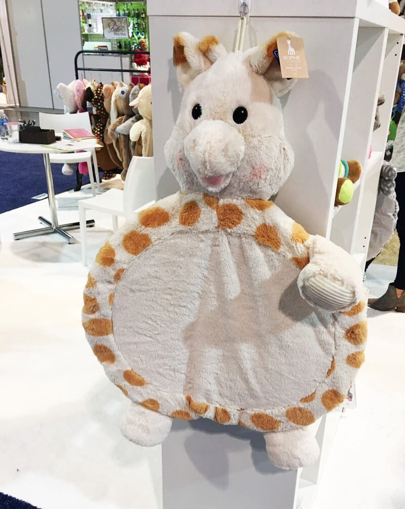 Sophie la Giraffe Baby Play Mat | 65 Top Baby Products for 2018 from the ABC Kids Expo